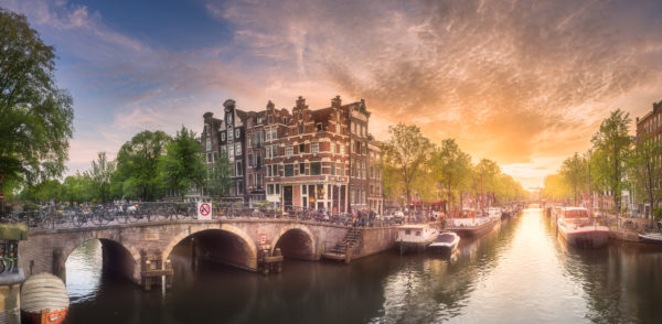 Wonderful City Amsterdam